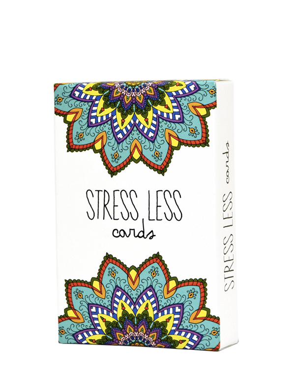 Stress Less Cards Deck