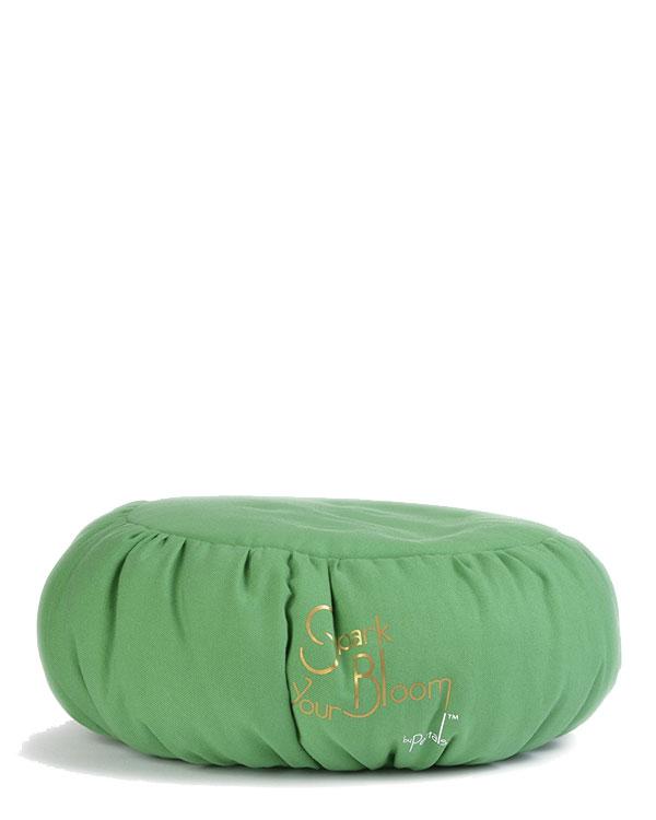 Green Deluxe Meditation Cushion