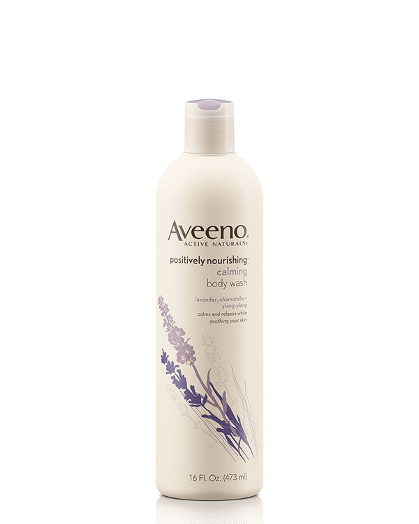 Aveeno Calming Body Wash -