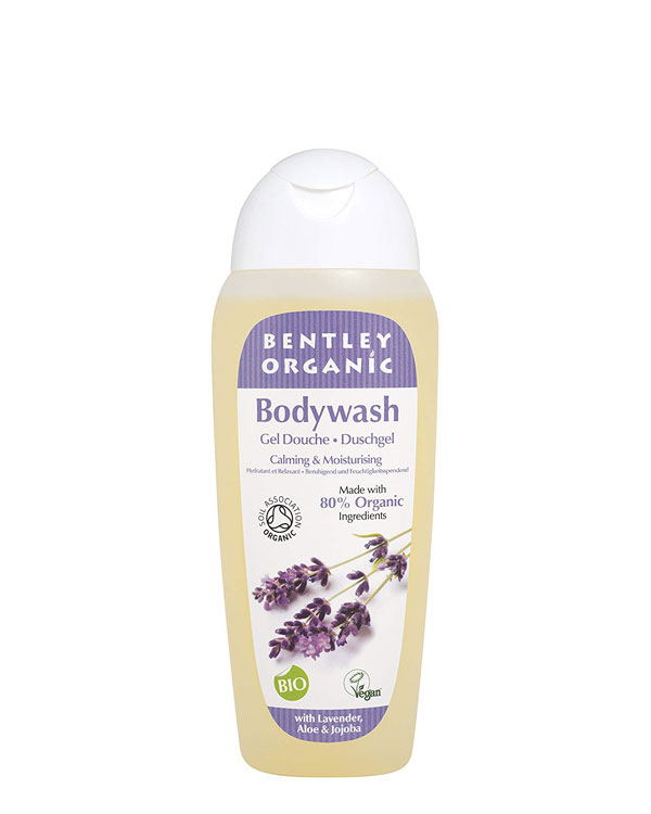 Calming and Moisturising Body Wash