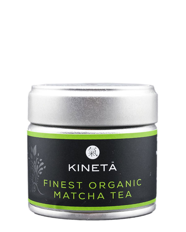 Finest Organic Matcha Green Tea