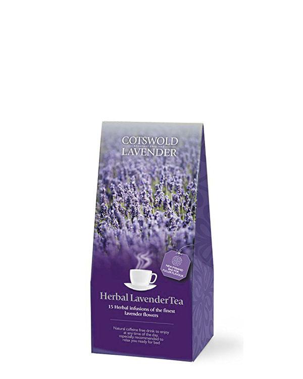 Caffeine Free Lavender Tea Bags