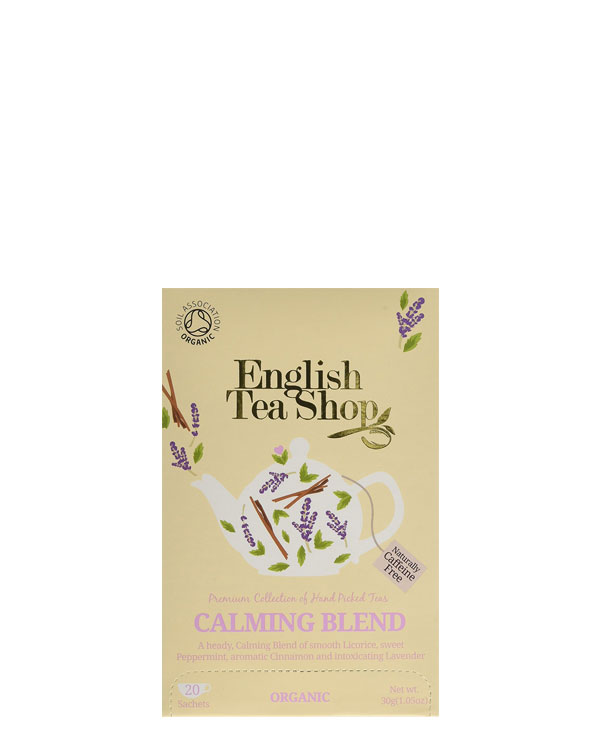 Organic Calming Blend - 3 Packs