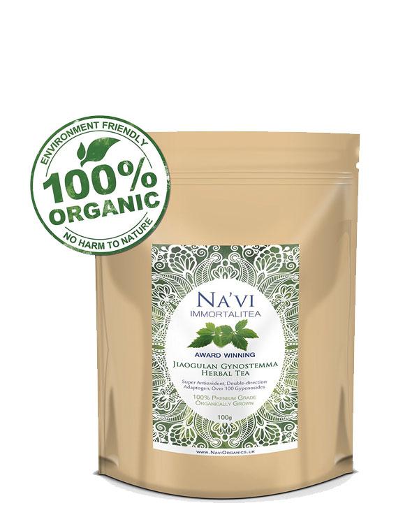 Organic Jiaogulan Gynostemma Tea