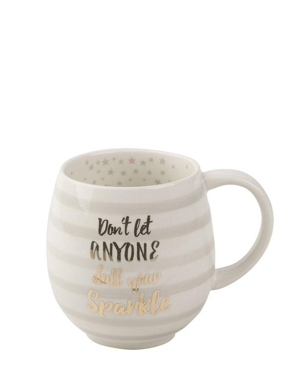 Sparkle Tulip Mug