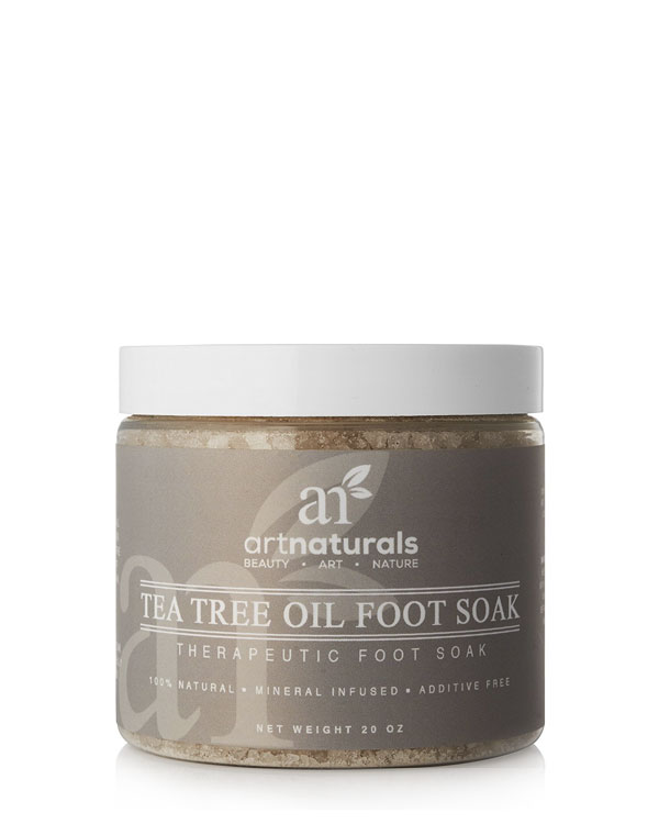 Tea Tree Foot Soak
