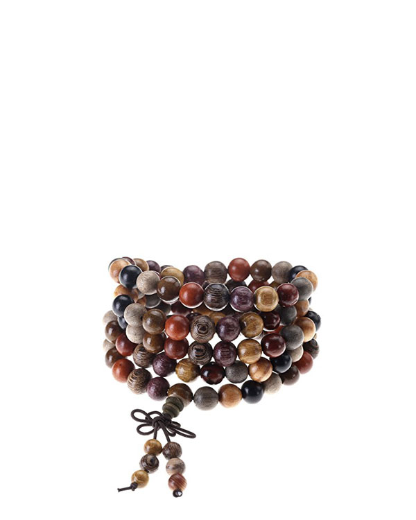 Meditation beads bracelet/necklace
