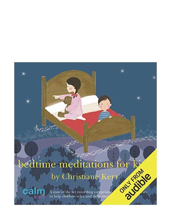 Bedtime Meditations For Kids Cd Sparkyourbloom