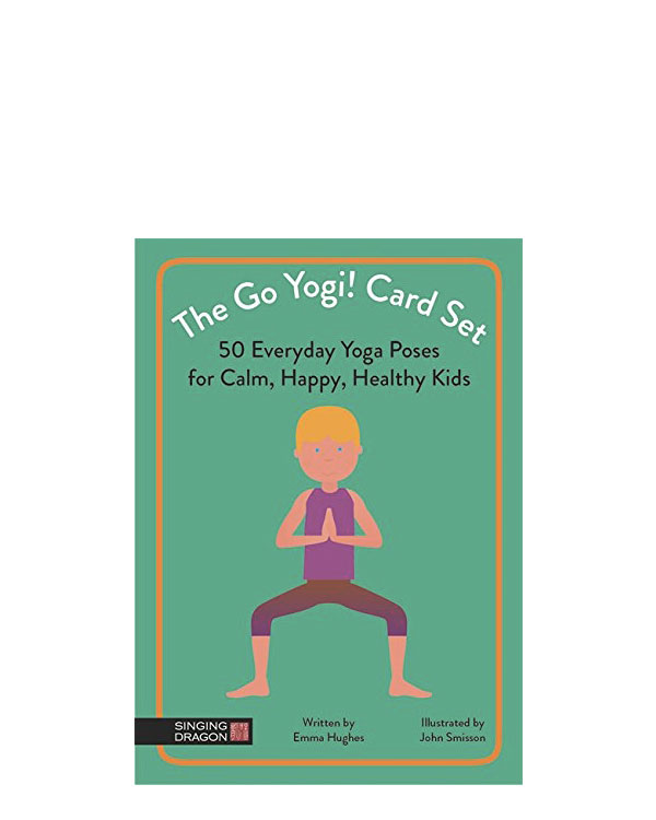 Go Yogi! Card Set with Yoga Poses